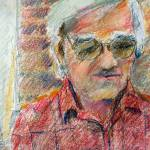 """""""Portrait of a Man"""" by McGuffSilverman"""