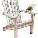 """Seagull"" by maryostudio"