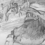 """The Armchair Traveler"" by McGuffSilverman"