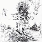 """The Birth Of Venus"" by asikstrom"