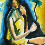"""""""Boudoir Scene"""" by AbinRaj"""