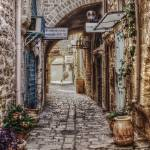 """Old Jaffa Street HDR IV"" by PhishPhotography"