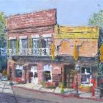 """Nevada City, California, Chamber of Commerce"" by myartlane"