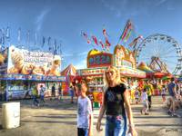 Brockton Fairground