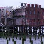 """Astoria Cannery Ruins"" by lightcaptured"