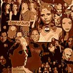 """Buffy Collection Collage"" by aqualily6"