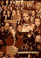 Buffy Collection Collage