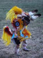 Little Cherokee Dancer