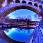 """Manayunk Canal"" by toddlandryphotography"