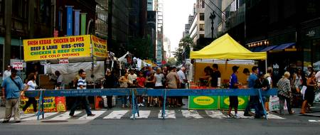 New York City Street Fair