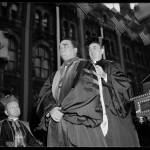 """J Edgar Hoover gets honorary Law Degree"" by worldwidearchive"