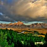 """Grand Teton HDR"" by BrentC"