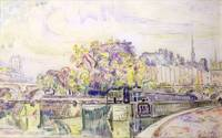 Paris by Paul Signac