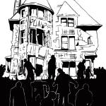 """Zombie House"" by LizDove"