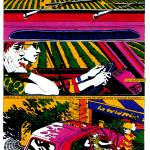 """Psychedelic Auto Tour 12"" by AtomicKommieComics"