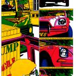"""Psychedelic Auto Tour 09"" by AtomicKommieComics"