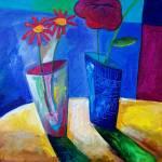 """""""SUNDAYS FRESH BLOOM"""" by saracatenacolorfulart"""