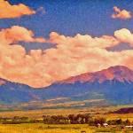 """""""Spanish Peaks"""" by sneedzone"""