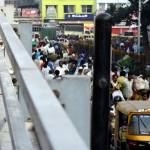 """Waking up to the hustle bustle......"" by Gokul"