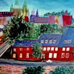 """View Upper Quebec City"" by RickTodaro"