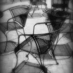 """Cafe Chair"" by PerryWebster"