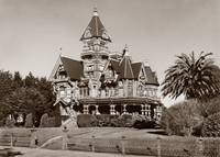 Carson Mansion, Eureka, CA by WorldWide Archive