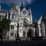 """The Royal Courts of Justice"" by Heners"