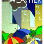 """Whatever the weather art deco"" by mkfive"