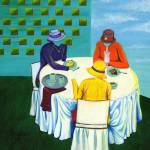 """I.D. Series - Ladies Who Lunch"" by Leigha"