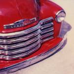 """1950 Chevy Pick up Truck"" by joegemignani"