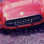 """""""1956 Corvette"""" by joegemignani"""