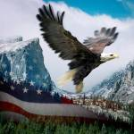 """Land of the Free"" by georgejonesgallery"