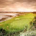 """11th Hole, Ardglass Golf Club"" by gallow"