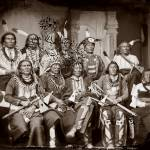 """Indian Group c1860"" by worldwidearchive"
