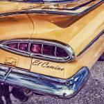 """""""1959 Chevrolet El Camino"""" by joegemignani"""