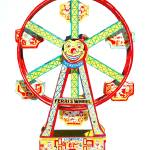 """Tin Ferris Wheel"" by Glenda"