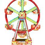 """Tin Ferris Wheel"" by Glenda"