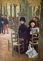 Without a Dowry by James Jacques Joseph Tissot