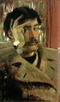 Self portrait by James Jacques Joseph Tissot