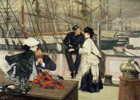The Captain and the Mate by Tissot