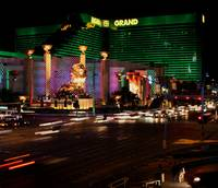mgm and night traffic