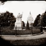 """Capital Building by Brady c1860"" by worldwidearchive"