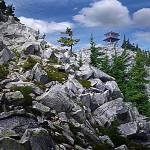 """Granite Mountain Fire Lookout"" by markwhitesell"