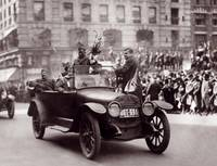 Returning Soliders after WWl, New York City