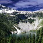 """Lake Ann - North Cascades"" by markwhitesell"