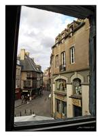 France thru a Window