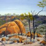 """The Rocks (Mt Magnet WA)"" by MaryThomas"