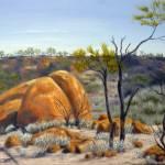 """The Rocks (Mt Magnet WA)"" by MaryThomas"