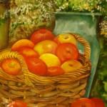 """""""Apple Basket"""" by heartart"""