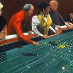 """Craps Shooting"" by PeterWorsley"
